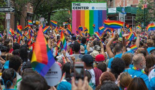 """Lgbtq+ Immigrants Launch """"Vive con orgullo"""" (Live with Pride) Campaign"""