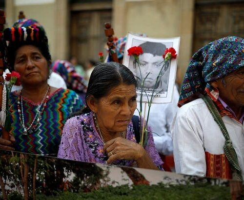 GHRC Demands Freedom for Chicoyogüito Community Members Arbitrarily Arrested