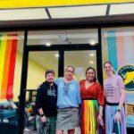 LGBTQ+ ImmigrantsDecorate Trees with Rainbow & Trans Ribbons