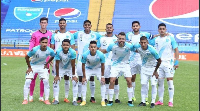 Guatemala sustituye a Curazao en la Copa Oro 2021