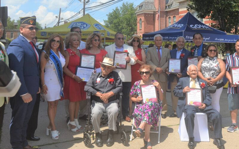 Celebración del Bicentenario peruano en New Jersey