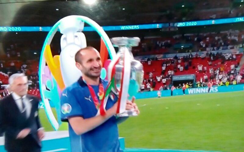 Italia es campeón de la Eurocopa 2021