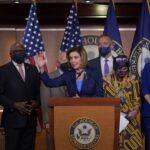 Pelosi destaca logros del American Rescue Plan