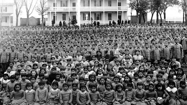 Indigenous Children's Remains Returned to Families Amid Reckoning over Genocidal U.S. Gov't Schools