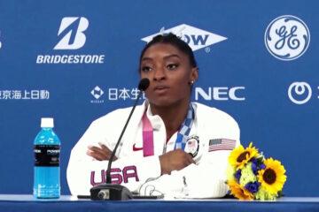 La gimnasta Simone Biles se retira de las Olimpíadas por motivos de salud mental