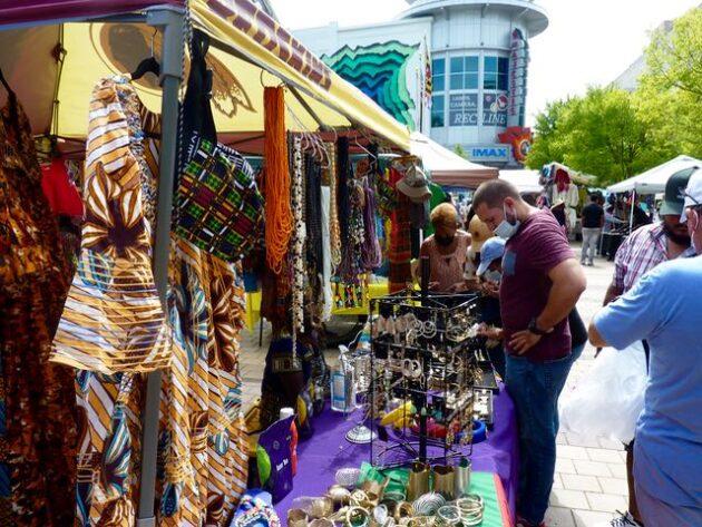 Comunidades comparten su cultura en Silver Spring
