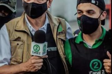 La CIDH emitió medidas a favor de dos periodistas del Canal 2