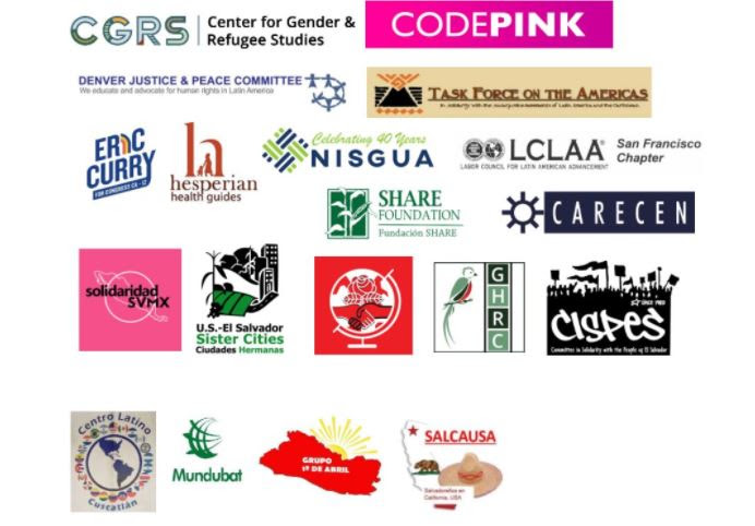 International Organizations in Search of Justice for Salvadoran Political Prisoners