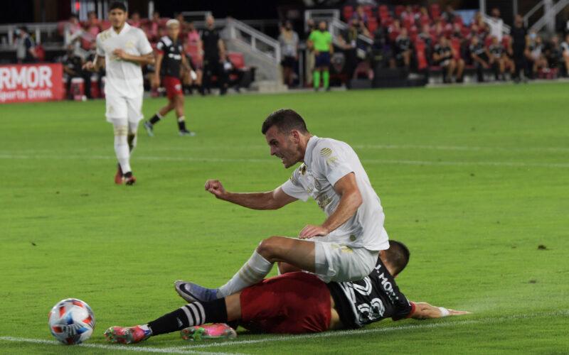 D.C. United pierde ante Atlanta United 2-1