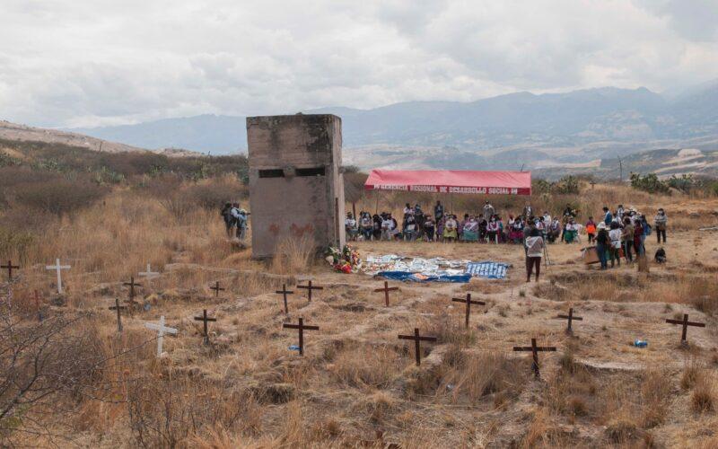 Exigen construcción del Santuario de la Memoria en Perú