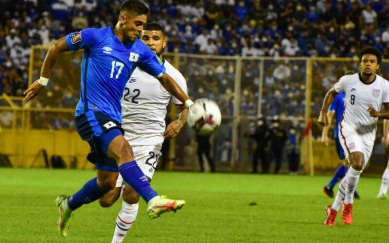 Un empate 0-0 con sabor a victoria logra Estados Unidos en visita a El Salvador