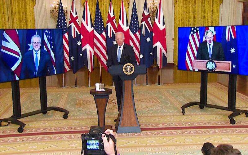 Francia retira a sus embajadores de EE.UU. y Australia en medio del conflicto por el pacto nuclear trilateral