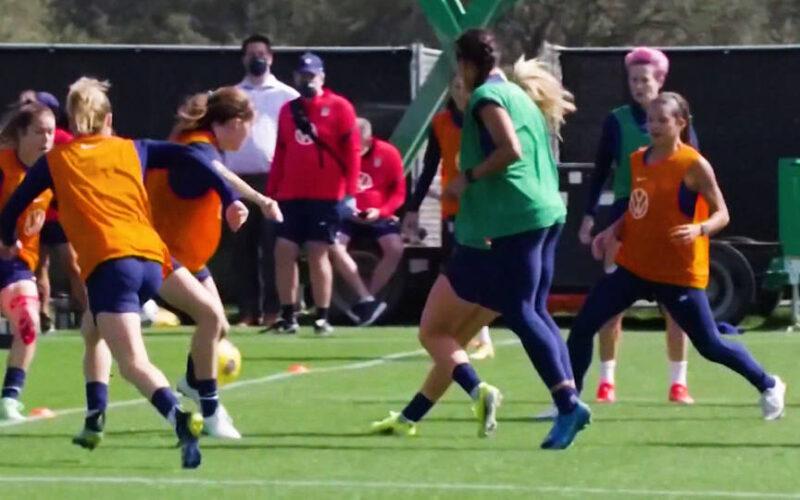La Federación de Fútbol de EE.UU. ofrecerá las mismas condiciones laborales a selecciones femenina y masculina