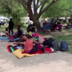 Las autoridades mexicanas detienen a solicitantes de asilo haitianos que huyen de las condiciones peligrosas en las que se encuentran en EE.UU.