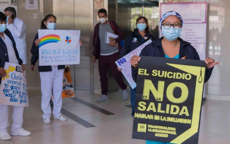Ola de suicidios se incrementan en jóvenes de origen rural en Perú