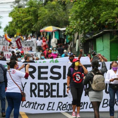 Ruling by loyalist court in El Salvador upends Constitution to allow Bukele to run for reelection