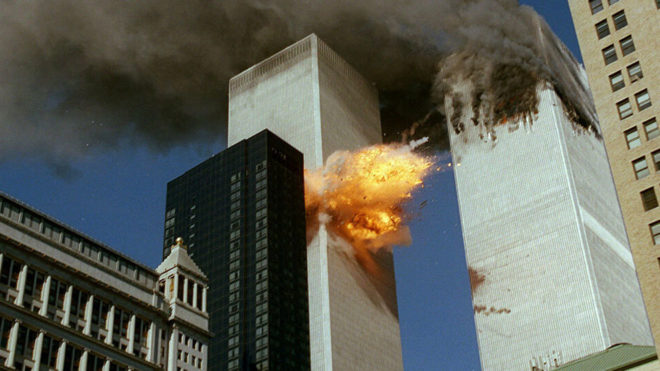 September 11, 2001, It's a Day We, as One People, Will Never Forget