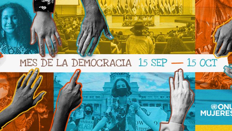 Mes de la democracia