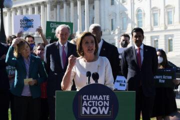 Líderes del Congreso de EE.UU. urgen recortar la contaminación climática