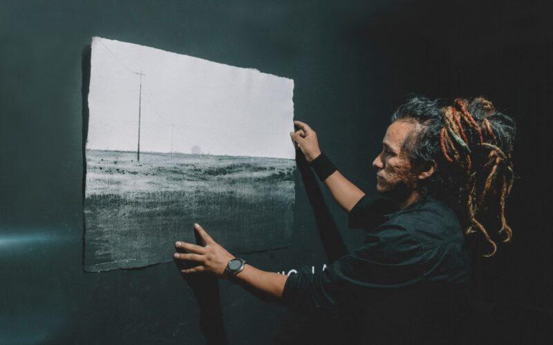 El embajador peruano del arte de la acuarela en el mundo