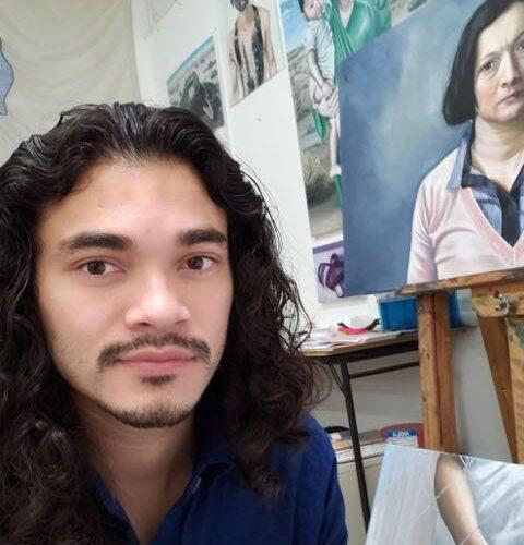 """Rafael Rodríguez: """"El arte me dio una nueva direcciónen la vida"""""""