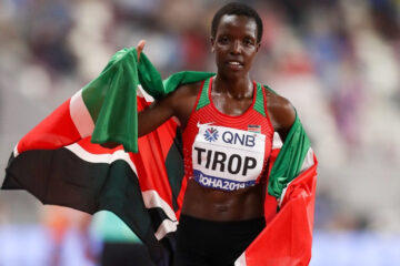 La policía de Kenia arresta al esposo de Agnes Tirop, estrella del atletismo asesinada en su casa