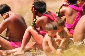 Dos niños indígenas de Brasil mueren tras ser succionados por una draga de minería ilegal de oro