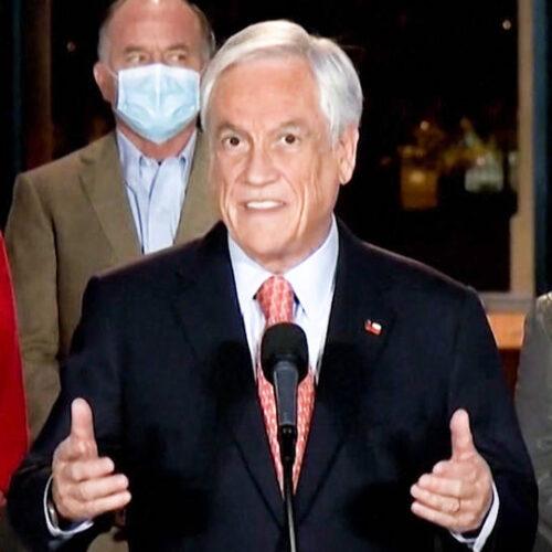 Legisladores chilenos inician un juicio político para destituir al presidente Piñera tras las revelaciones de los papeles de Pandora